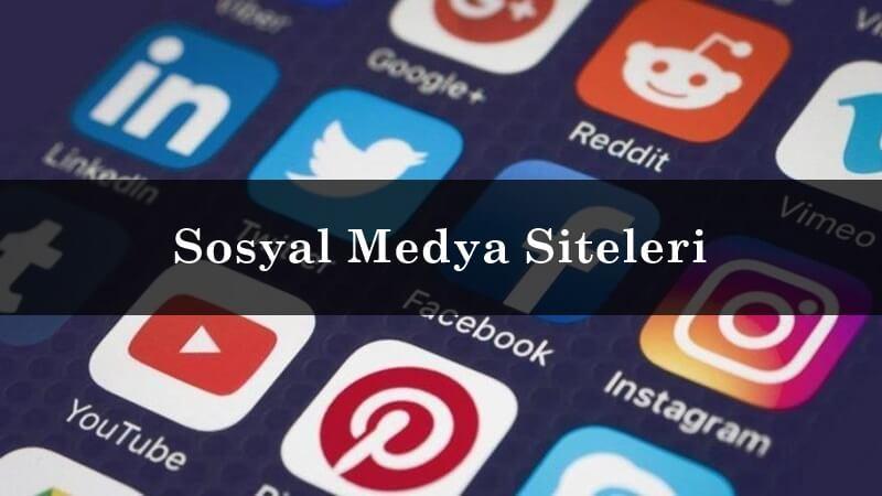 En Popüler Sosyal Medya Siteleri